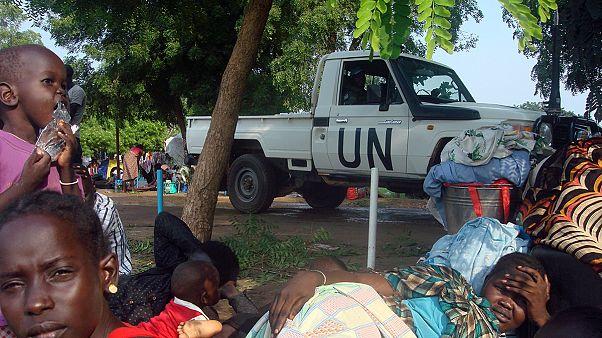 Salva Kiir et Riek Machar appellent à un cessez-le-feu à Juba