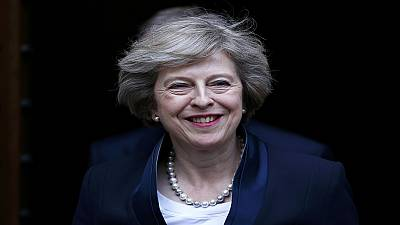 Theresa May to take over as UK's Prime Minister