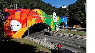 La ville de Rio est prête pour ses Jeux olympiques