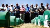 Bósnia-Herzegovina: sepultadas 127 vítimas do massacre de Srebrenica, 21 anos depois