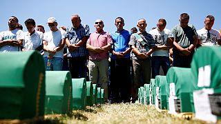 127 Opfer des Massakers von Srebrenica beigesetzt
