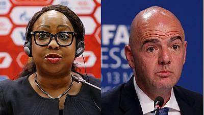 FIFA President and Secretary General confirm two-day working visit to Nigeria