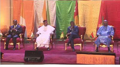 Mahamadou Issoufou pour une force  multinationale mixte ouest-africaine contre le terrorisme