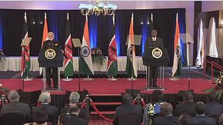 L'Inde et le Kenya renforcent leur coopération
