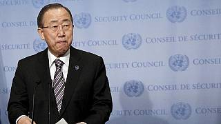 Ki-Moon decries South Sudan's 'failed leaders' meets Security Council today