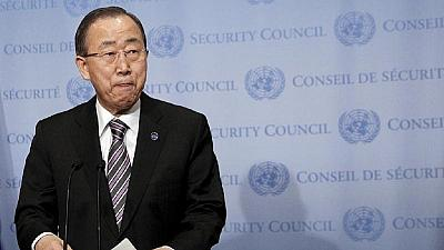 Ki-Moon decries South Sudan's 'failed leaders' meets Security Council today