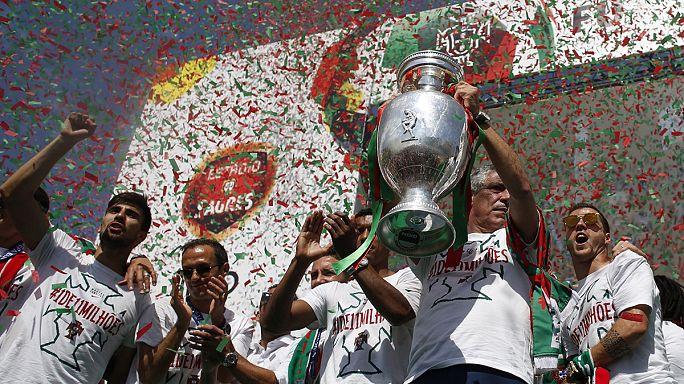 Ronaldo: ez a győzelem minden bevándorlóé