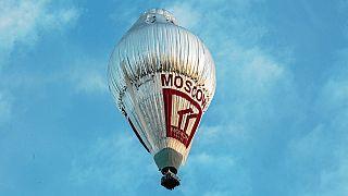 Russian adventurer Fedor Konyukhov launches solo around-the-world bid