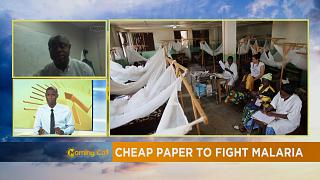Cheap paper strip to fight malaria [The Morning Call]