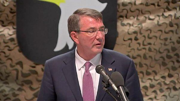 واشنطن تعلن زيادة عدد قواتها في العراق ب 560 جنديا اضافيا