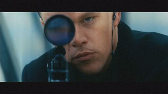 Matt Damon bir kez daha Jason Bourne
