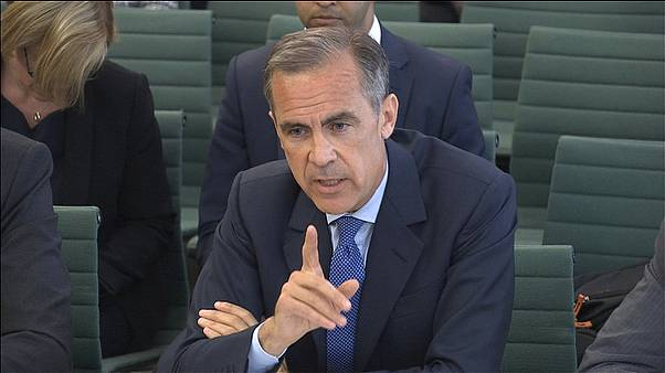 "Governador do Banco de Inglaterra defende pré-aviso dos riscos do ""Brexit"""
