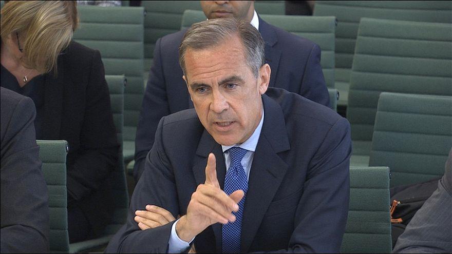 Brexit : Mark Carney défend l'indépendance de la BoE