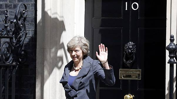 Theresa May dure comme fer