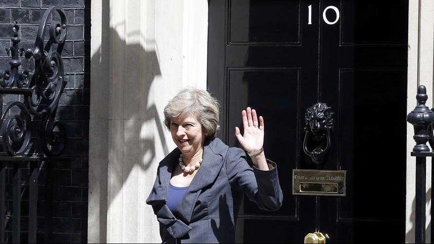 Britain's 'cold and competent' new PM Theresa May
