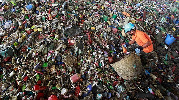 اعتراض مراکشی ها به واردات زباله های ایتالیایی
