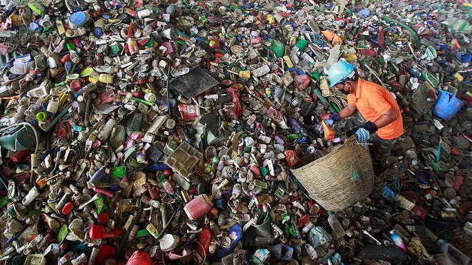 Марокканцы бунтуют против итальянского мусора