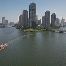 Tokyo : une ville d'eau