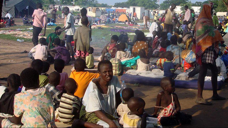 Tensa calma en Yuba y llamamientos de la ONU para proteger a los civiles