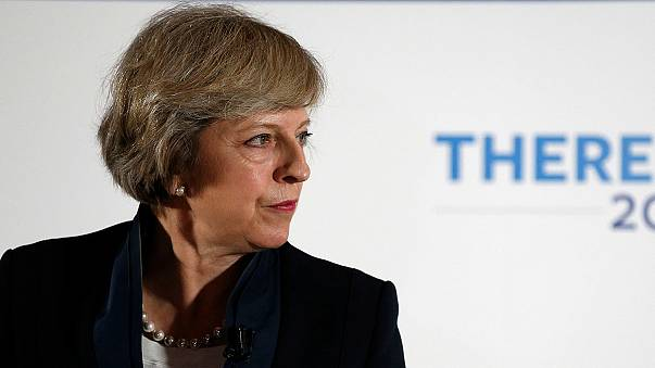 What is Theresa May's view on Brexit?