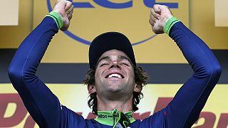 Tour de France: Matthews brucia Sagan, l'australiano vince in volata la decima tappa
