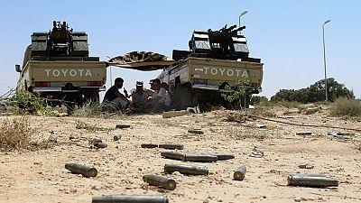 Le combat contre l'EI fait 241 morts et 1 400 blessés dans les rangs de l'armée libyenne