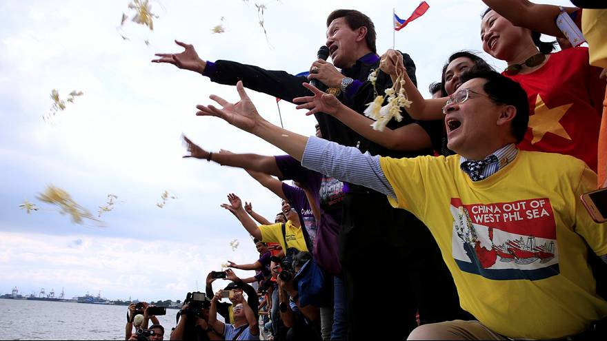 """Isole contese con le Filippine, tribunale Aja: """"La Cina non ha alcun diritto"""""""
