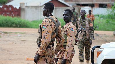 Un diplomate sud-soudanais exprime ses condoléances aux casques bleus tués à Juba.
