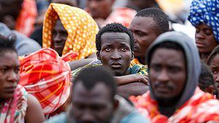 La llegada masiva de inmigrantes se desplaza a Italia
