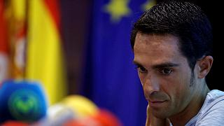 Pas de Jeux olympiques pour Contador