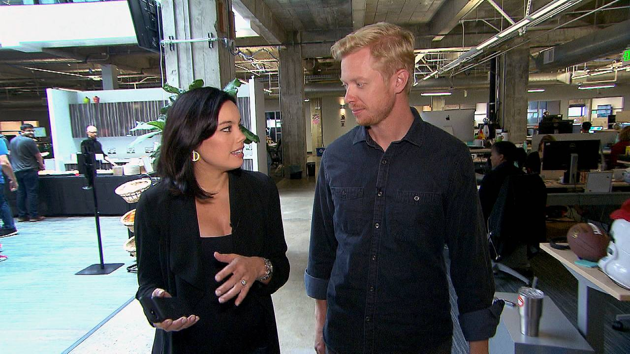 NBC News' Jo Ling Kent talks with Reddit Co-founder and CEO Steve Huffman.