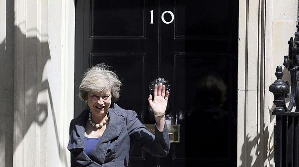 ترزا می نخست وزیر جدید بریتانیا روز چهارشنبه کارش را آغاز می کند