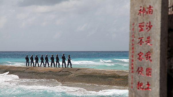 بكين تؤكد مواصلة دعم سيادتها على مياه بحر الصين الجنوبي