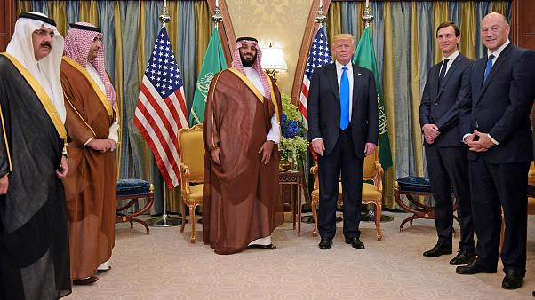 Image: FILES-SAUDI-US-TURKEY-DIPLOMACY-MEDIA