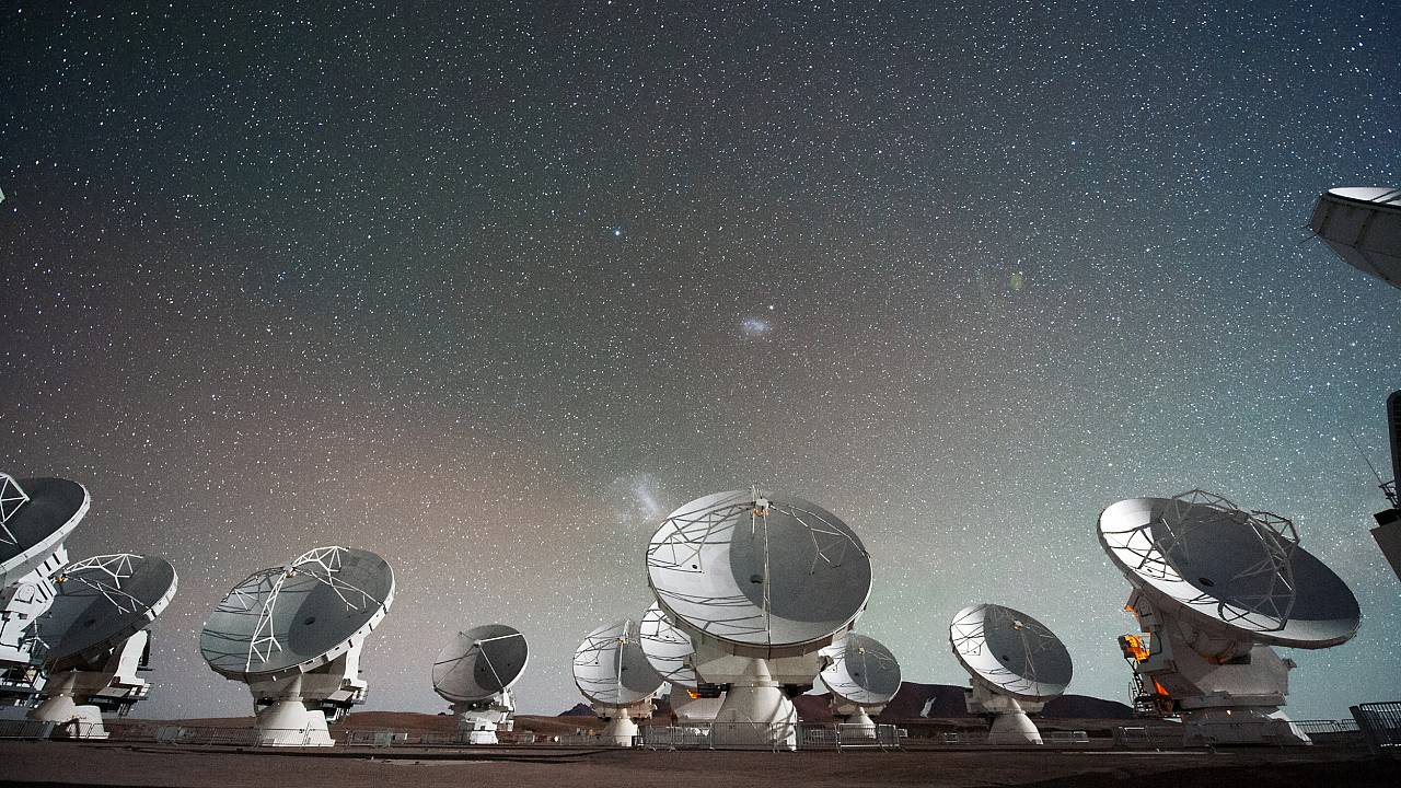Image: Atacama Array