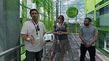 Wie war die EM für Euch? 360°-Video (ausnahmsweise nur auf Englisch)