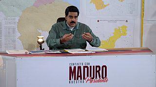 رئیس جمهوری ونزوئلا اختیارات ارتش را افزایش داد