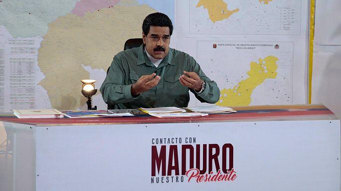 الجيش في فنزويلا يتسلم إدارة الموانئ البحرية