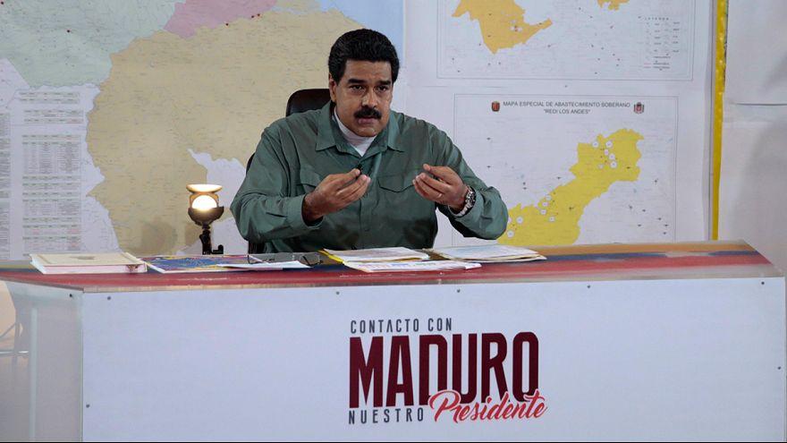 Továbbra is a katonaság osztja az élelmiszert Venezuelában