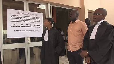 Gabon: magistrates call for greater freedom