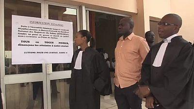 Gabon: les magistrats et la société civile réclament plus de liberté