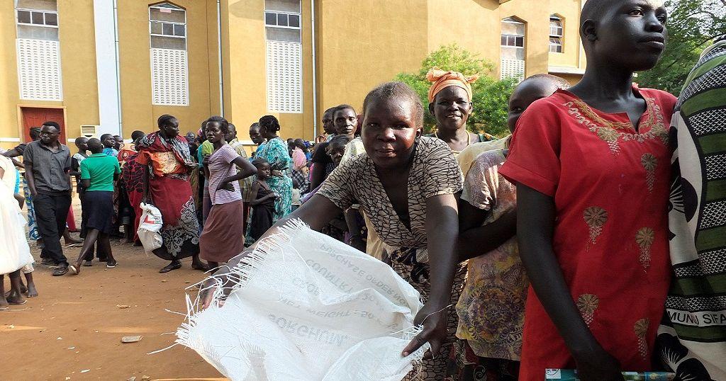 soudan du sud trois quarts de la population a besoin d une aide rh fr africanews com