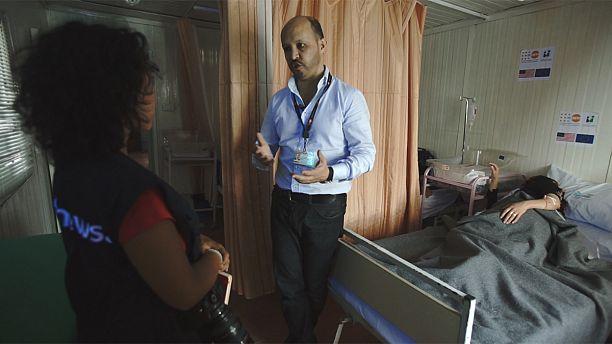 Planification familiale: un choix pour les refugiées du camp de Zaatari