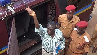 Ugandan opposition leader Besigye released on $30,000 bail