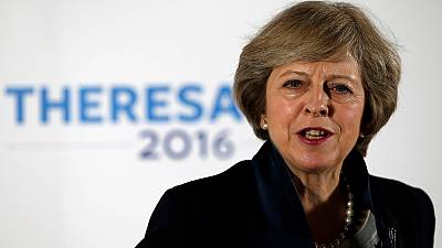 Who is Theresa May?
