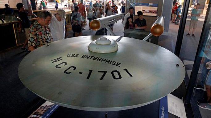 Star Trek goes boldly Beyond in its 50th anniversary odyssey