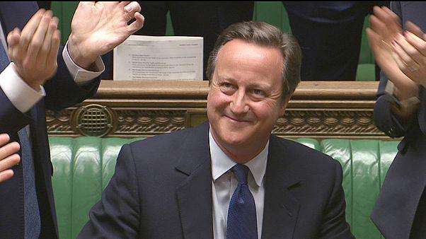 Última intervenção de David Cameron no Parlamento, enquanto primeiro-ministro do Reino Unido.