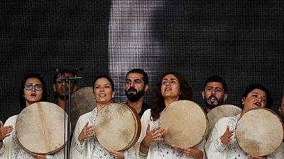 Concert méditerranéen à Genève, en Suisse