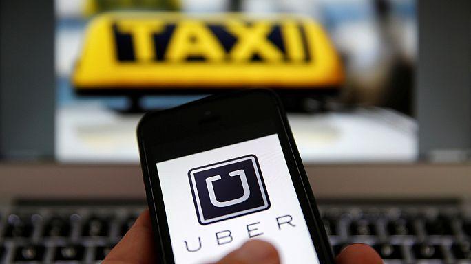 Власти Венгрии заставили Uber уйти