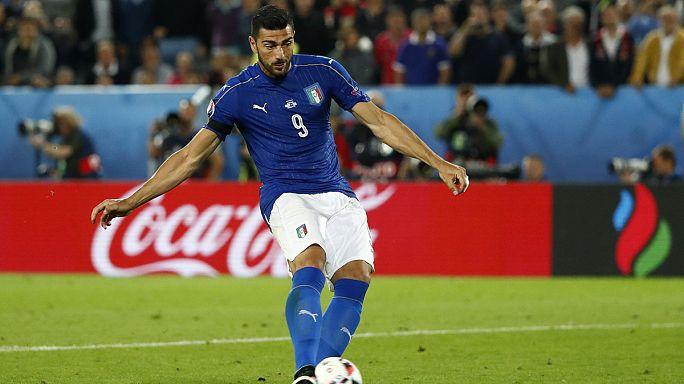 Graziano Pelle devient le joueur italien le mieux payé au monde